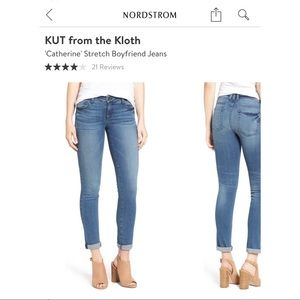 ad63e4c23bb Women Kut Jeans Nordstrom on Poshmark